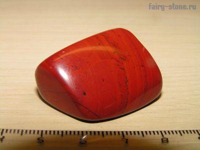 Яшма красная (27мм)
