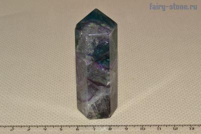 Кристалл из флюорита (73мм)